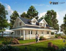 北美轻型木结构